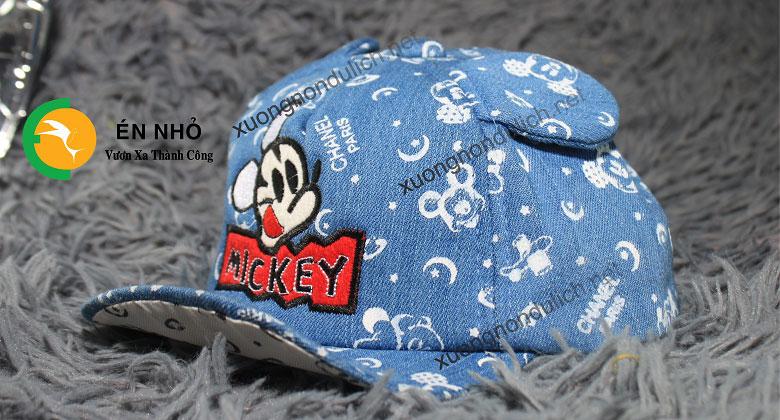 mũ nón trẻ em 1