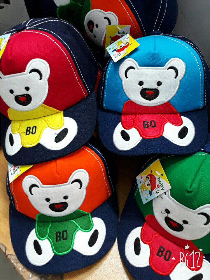 mũ nón trẻ em 4