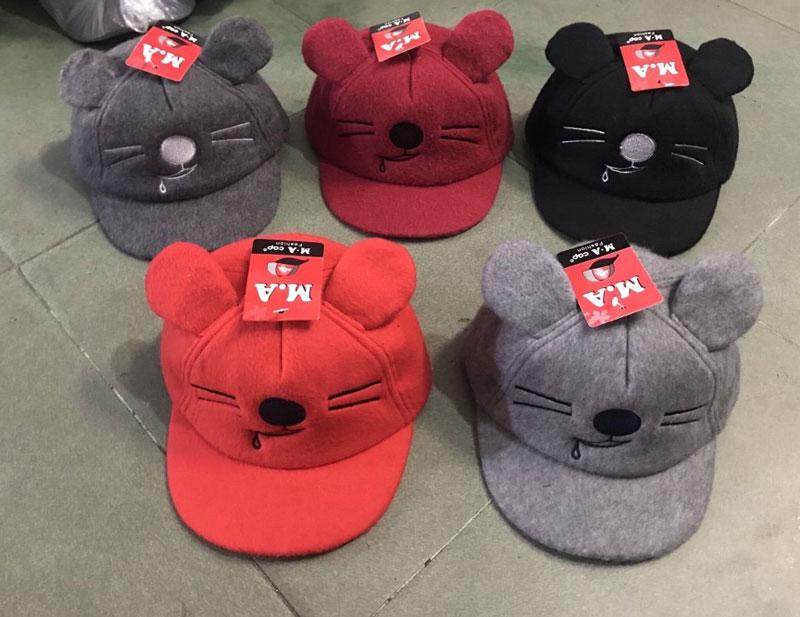 mũ nón trẻ em 6