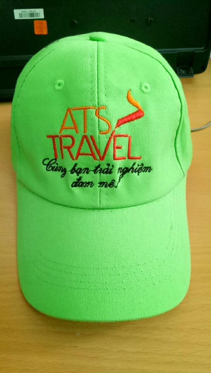 Sản xuất nón cho công ty du lịch 4