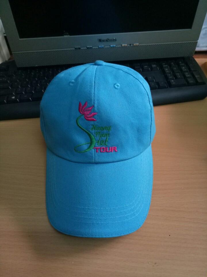 Xưởng may nón đồng phục Én Nhỏ may nón kết cho tập đoàn sun taxi 2