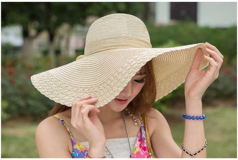 Nón đẹp đi du lịch khiến bạn gái thích mê 2