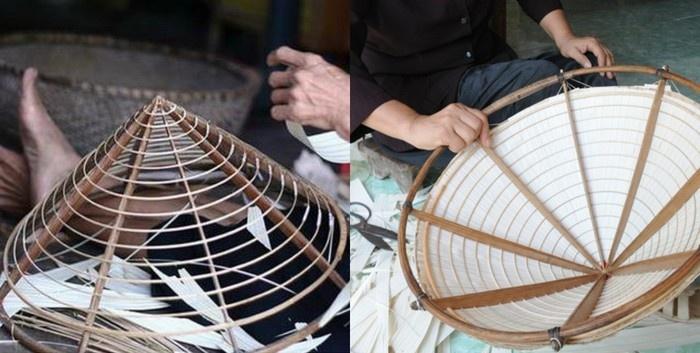 Du lịch nón lá Việt Nam 2