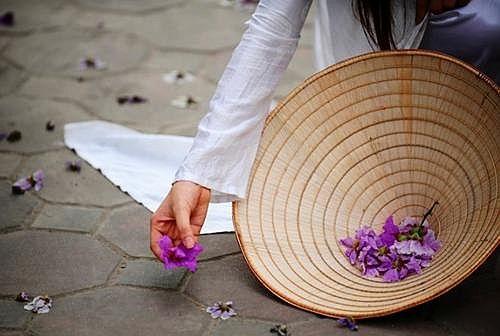 Nón lá du lịch - nét đẹp Việt 3