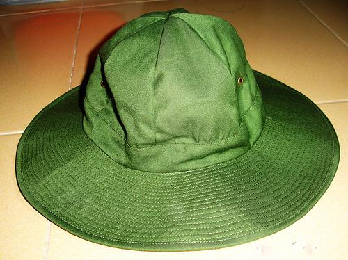 Mũ tai bèo quân đội 1