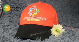 Mũ nón nhóm - Team building