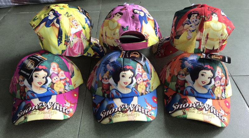 mũ nón trẻ em 3