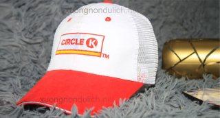 Mũ nón phối lưới