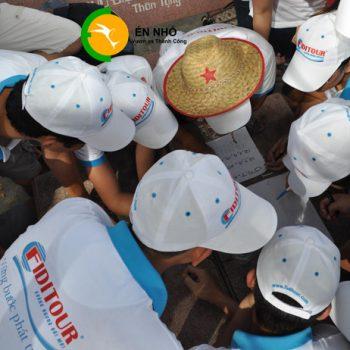 Én Nhỏ- chuyên nhận đặt may các loại nón theo yêu cầu khách hàng