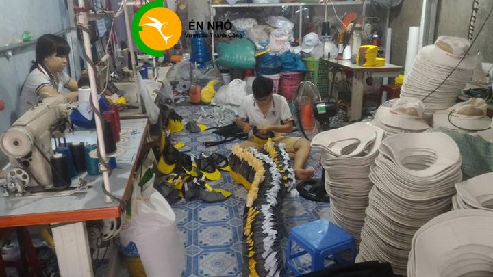 xưởng may nón lưỡi trai uy tín tại tphcm