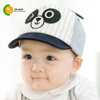 may mũ cho bé trai