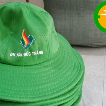 sản xuất mũ tai bèo giá rẻ