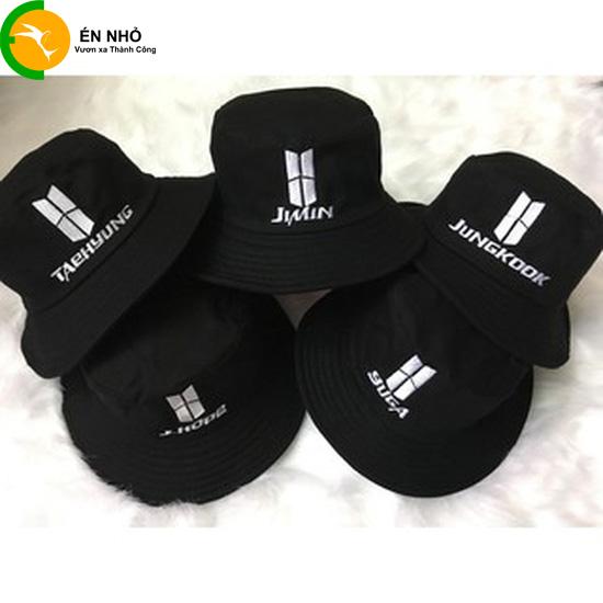 sản xuất mũ tròn vành nhỏ