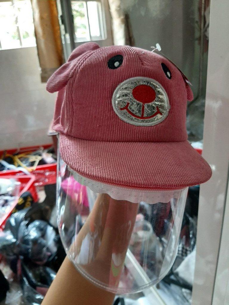 mũ chống dịch 2