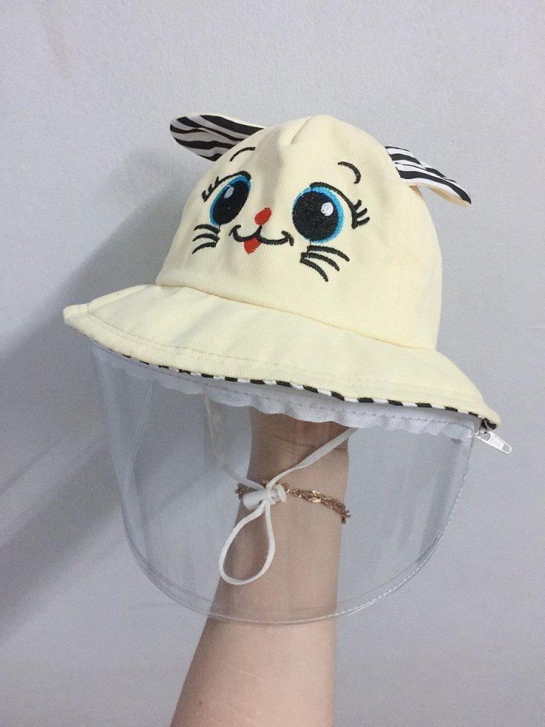 mũ chống dịch 4