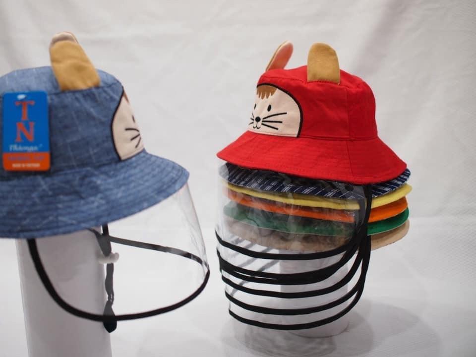 mũ chống dịch 13