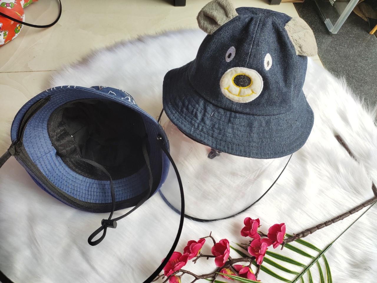 mũ chống dịch 7